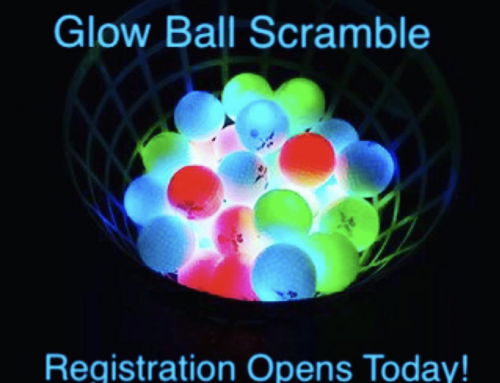 2nd Annual Glowball Golf Tournament